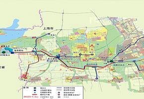 黄浦江上游水源地原水工程连通工程
