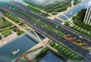 亿博国际用户注册杨高路(世纪大道-浦建路)道路改建亿博国际用户注册