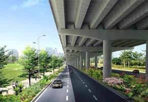 济阳路(卢浦大桥-闵行区界)快速化改建工程