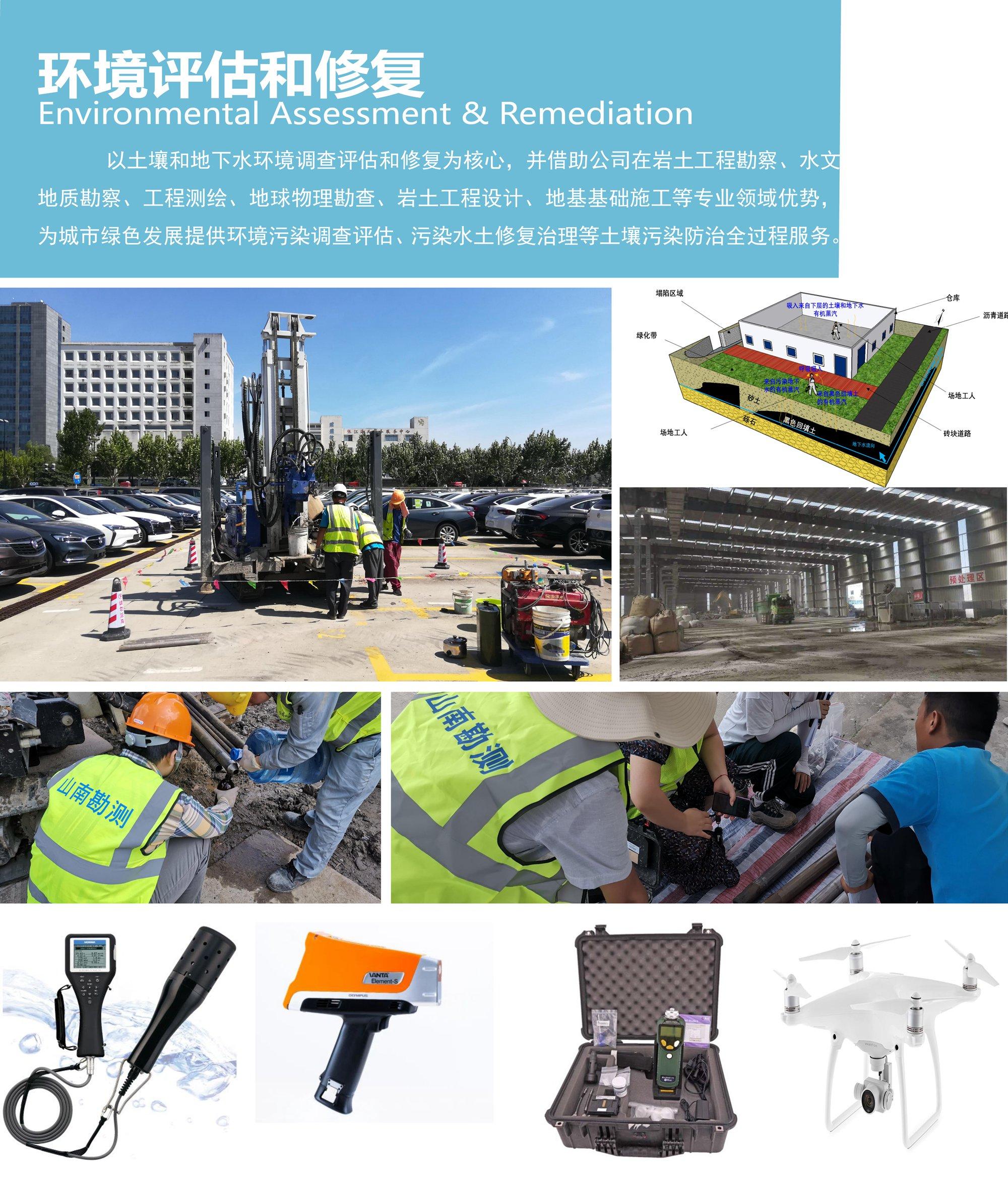 环境评估和修复