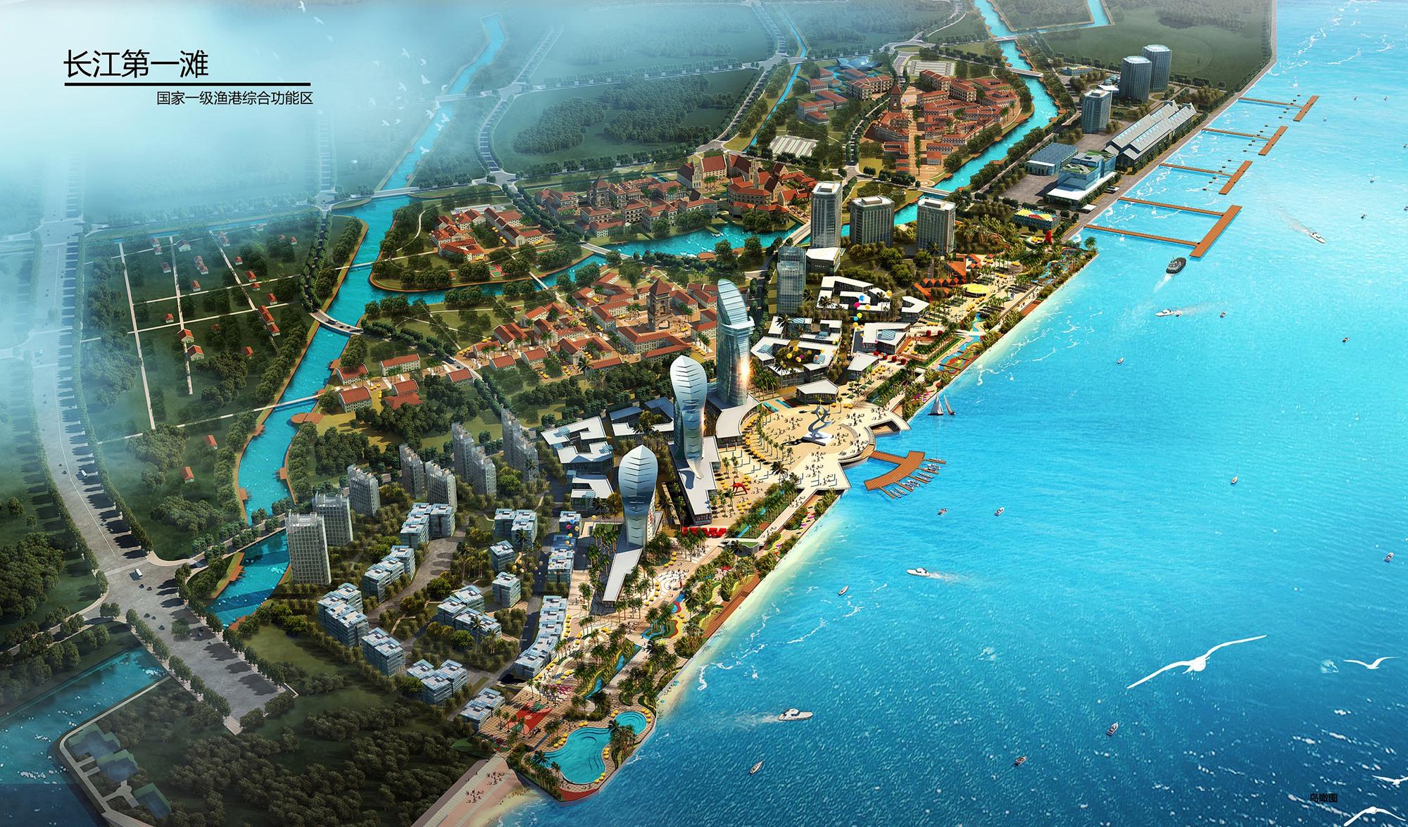 長興島毛竹圩大堤和保灘工程岸段監測項目